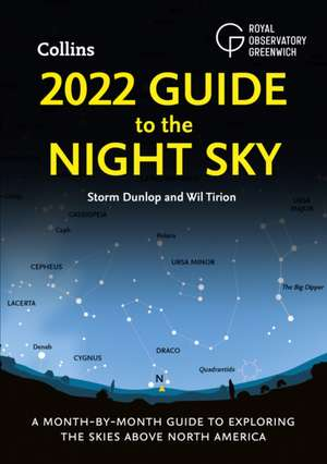 2022 Guide to the Night Sky de Collins Astronomy