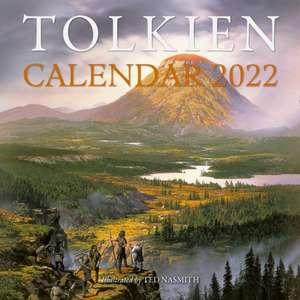 TOLKIEN CALENDAR 2022 de J SIBLEY