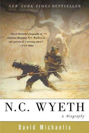 N. C. Wyeth: A Biography de David Michaelis
