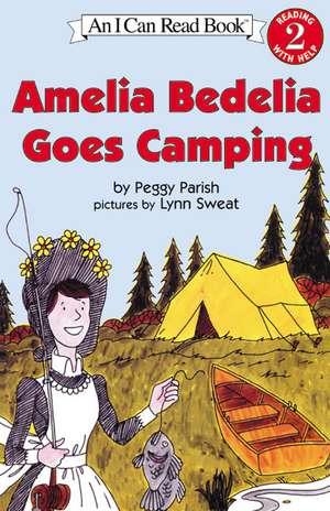 Amelia Bedelia Goes Camping de Peggy Parish