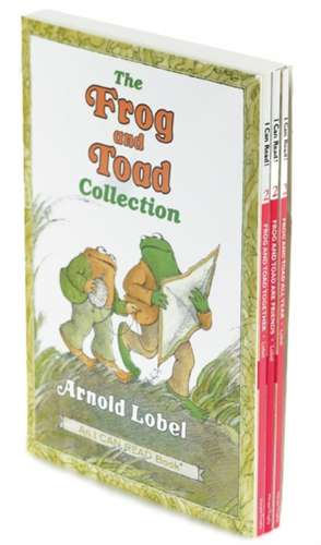 The Frog and Toad Collection Box Set: Includes 3 Favorite Frog and Toad Stories! de Arnold Lobel