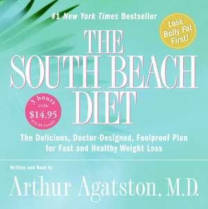 South Beach Diet CD Low Price de Arthur S. Agatston, M.D.