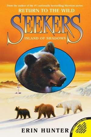 Seekers: Return to the Wild #1: Island of Shadows de Erin Hunter