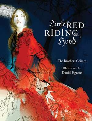 Little Red Riding Hood de Brothers Grimm