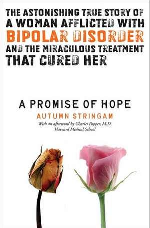 A Promise of Hope de Autumn Stringam