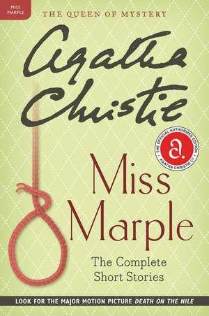 Miss Marple: The Complete Short Stories: A Miss Marple Collection de Agatha Christie