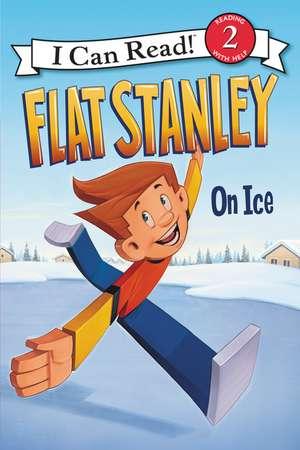 Flat Stanley: On Ice de Jeff Brown