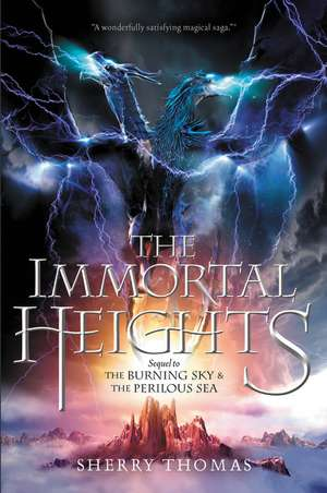 The Immortal Heights de Sherry Thomas