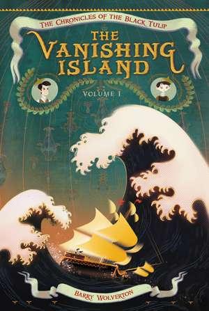 The Vanishing Island de Barry Wolverton