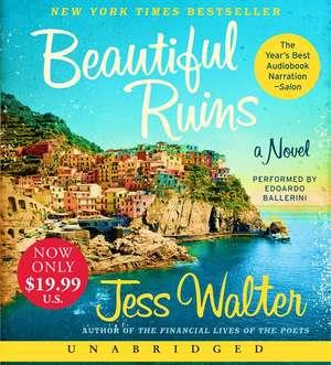Beautiful Ruins Low Price CD: A Novel de Jess Walter