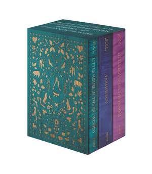 Little House Hardcover 3-Book Box Set