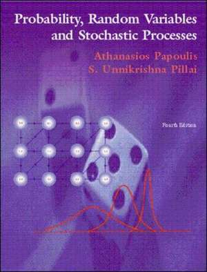 Probability, Random Variables and Stochastic Processes with Errata Sheet (Int'l Ed)