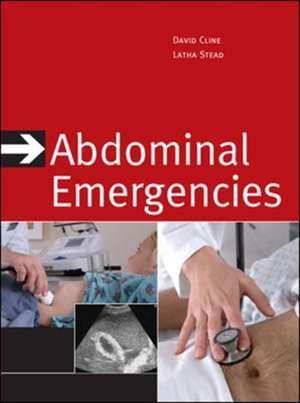 Abdominal Emergencies