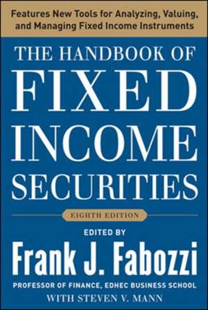 The Handbook of Fixed Income Securities, Eighth Edition imagine