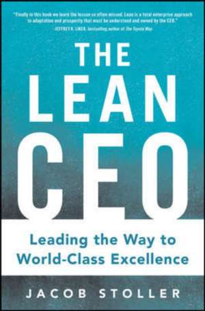 The Lean Ceo