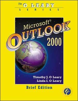 O'Leary Series:  Outlook 2000 Brief de Timothy J. O'Leary
