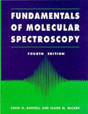 Fundamentals for Molecular Spectroscopy