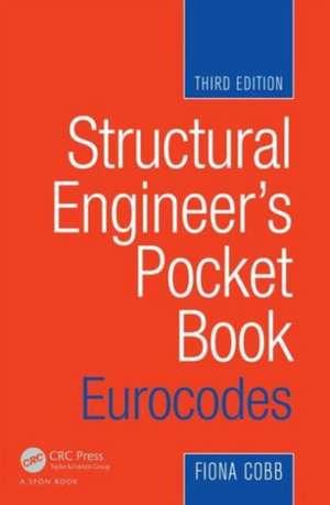 Structural Engineer's Pocket Book de Fiona Cobb