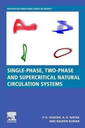 Single-phase, Two-phase and Supercritical Natural Circulation Systems de Pallippattu Krishnan Vijayan
