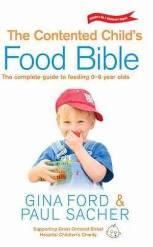 The Contented Child's Food Bible