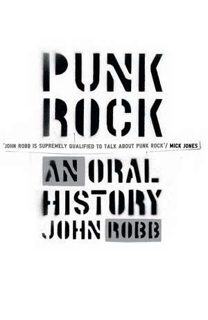 Robb, J: Punk Rock imagine