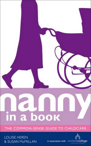 Nanny in a Book