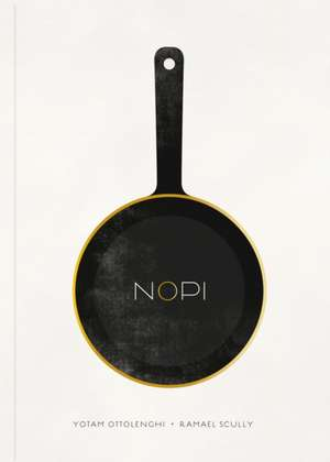 The NOPI Cookbook de Yotam Ottolenghi