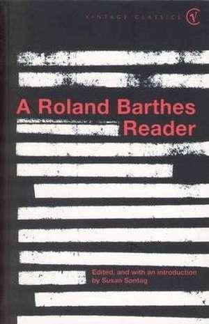 A Roland Barthes Reader imagine