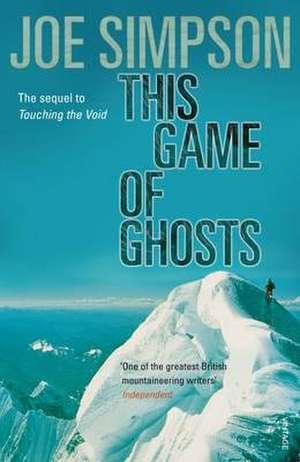 This Game Of Ghosts imagine
