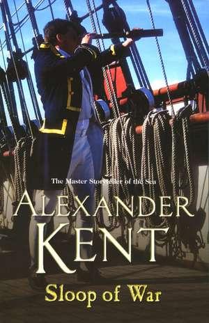 Sloop Of War de Alexander Kent