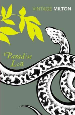 Paradise Lost and Paradise Regained de John Milton