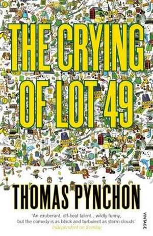 The Crying of Lot 49 de Thomas Pynchon