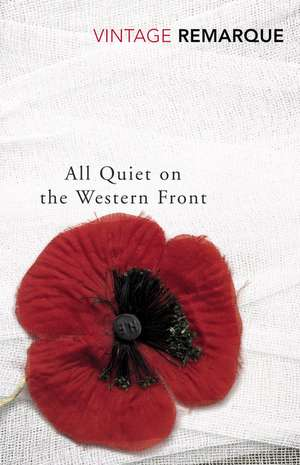 All Quiet on the Western Front de Erich Maria Remarque