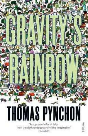 Gravity's Rainbow de Thomas Pynchon