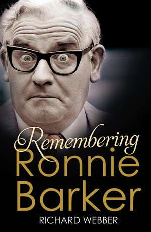 Remembering Ronnie Barker