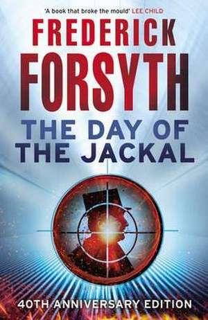 The Day of the Jackal de Frederick Forsyth