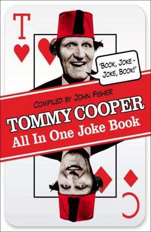 Tommy Cooper All in One Joke Book de Tommy Cooper
