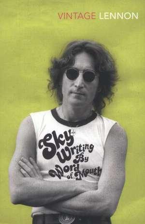 Skywriting By Word of Mouth de John Lennon