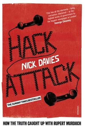 Davies, N: Hack Attack imagine