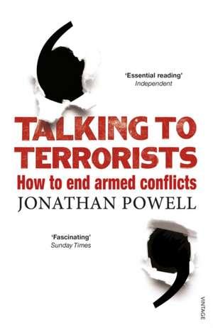 Talking to Terrorists imagine