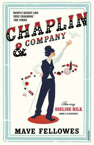 Chaplin and Company de Mave Fellowes
