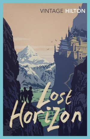 Lost Horizon de James Hilton
