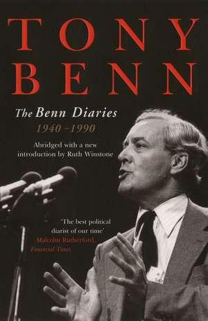 The Benn Diaries imagine