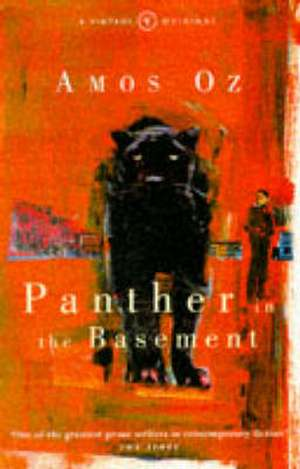 Panther In The Basement de Amos Oz