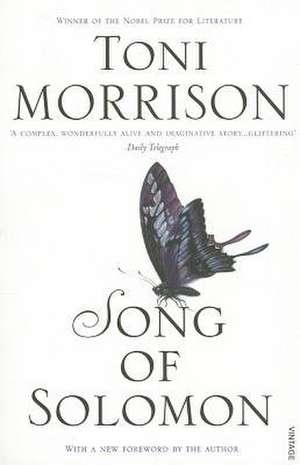 Song of Solomon de Toni Morrison