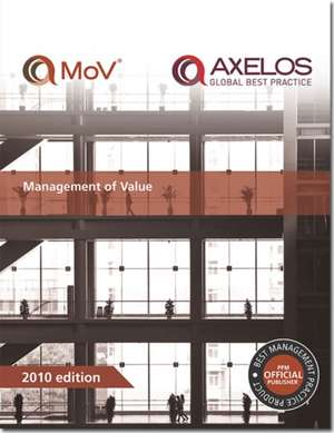 Management of value (MoV)