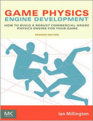 Game Physics Engine Development de Ian Millington