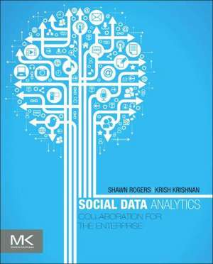 Social Data Analytics: Collaboration for the Enterprise de Krish Krishnan