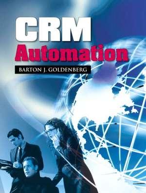Crm Automation de Barton J. Goldenberg