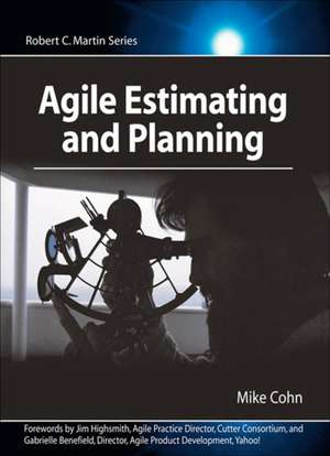 Agile Estimating and Planning de Mike Cohn